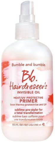 Bumble and Bumble Hairdresser s Invisible Oil Primer, 8.5 Ounce
