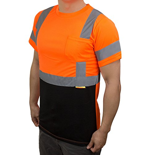 BFS8511 High Visibility Moisture Wicking Birdseye