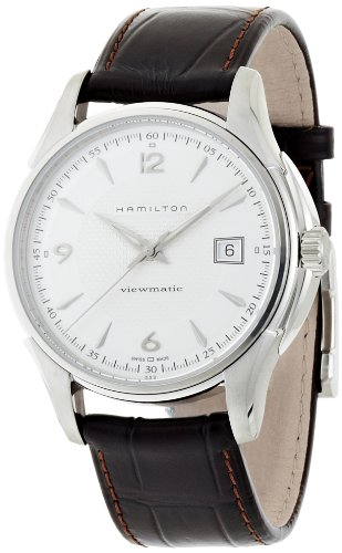 Hamilton Men's Jazzmaster Viewmatic H32515555 Watch