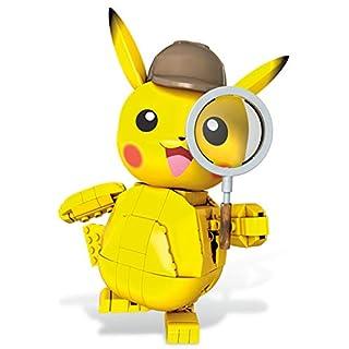 Mega Construx Pokemon Detective Pikachu Detective Pikachu