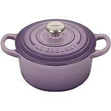 Le Creuset Signature Provence Enameled Cast Iron 1 Quart Round French Oven