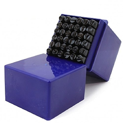 Alphabet Number Steel Stamp Punch product image