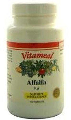 Alfalfa 100 comprimidos de Vitameal