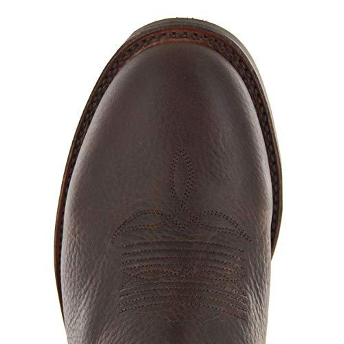 Damen Sendra Westernreitstiefel Lederstiefel Bear Boots 11615 Herren 77rw58qU
