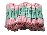 12 Pair Pack proATHLETIC(tm) OVAL style Shoelaces Bulk pack; Support Cancer Awareness! (45 Inch 114 cm, Light Baby Pink)
