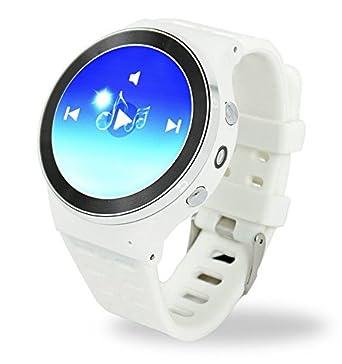 sepver ZGPAX S99 Android inteligente reloj teléfono Full redondo IPS pantalla Android 5.1 3 G Red