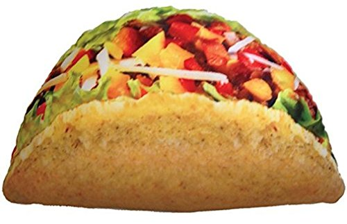 iscream Snack Shack Taco Shaped 20