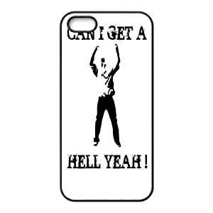 phone covers Customized Durable Case for iPhone 5c, HELL YEAH Phone Case - HL-5c19289