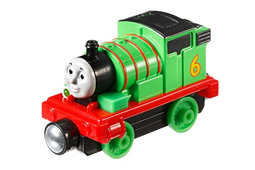 Fisher-Price Thomas & Friends Take-N-Play Talking Percy Thomas Percy And The Christmas Adventure