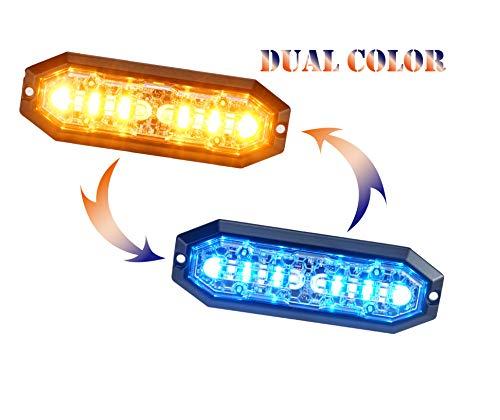 Dual Color Led Emergency Lights