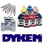 Dykem 11005 Black Fine Marking Pen - Tip Type: Fine 01100 [PRICE is per EACH]