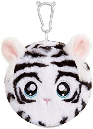 MGA Entertainment Na Na Na Surprise 2-in-1 Bianca Bengal Fashion Doll & Plush Purse Series 4 – Soft Wallet Bag Pouch Gifts for Kids Girls Key Chain Pom