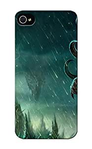 Ffliix-2046-xhssoyy Cover Case - World Of Warcraft Protective Case Compatibel With Iphone 4/4s