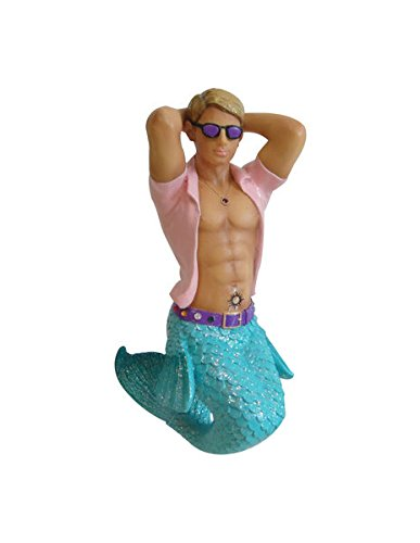 December Diamonds Key West Merman Pink Shirt Christmas Ornament 5590850 Gay