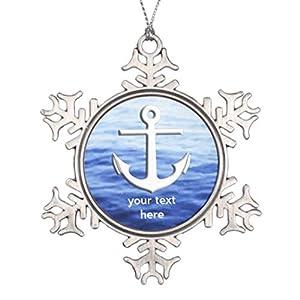 41o6AwWVDtL._SS300_ Best Anchor Christmas Ornaments