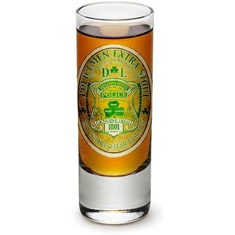 Shot Glasses Police Officer Gifts For Men Or Women Law Enforcement Shot Glasses Irelands Finest Glass Shot Glasses With Logo Set Of 96 2 Oz