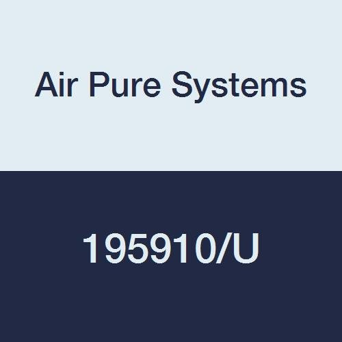Air Pure Systems 195910/U Honeywell Washable Pre-Filter for F57A Series Commercial Air Cleaner, Aluminum Mesh