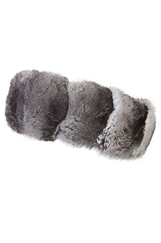 Chinchilla Fur Headband
