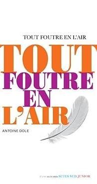 Tout foutre en l'air par Antoine Dole