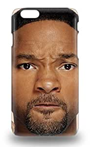 Anti Scratch And Shatterproof Will Smith American Male Mr July Fresh Prince Men In Black Phone 3D PC Case For Iphone 6 High Quality Tpu 3D PC Case ( Custom Picture iPhone 6, iPhone 6 PLUS, iPhone 5, iPhone 5S, iPhone 5C, iPhone 4, iPhone 4S,Galaxy S6,Galaxy S5,Galaxy S4,Galaxy S3,Note 3,iPad Mini-Mini 2,iPad Air )