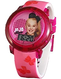 Girl's Digital Pink Light up Watch