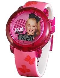 Jojo Siwa Girl's Digital Pink Light up Watch