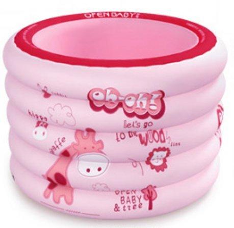 Baby Schwimmbad/Aufblasbare Planschbecken/Baby-Pool/Home Schwimmbad für Kinder/Adult Super Verdickung Pool-B