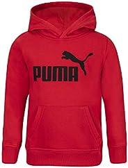PUMA Boys Fleece No. 1 Logo Pullover Hoodie