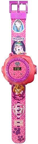 Reloj infantil con diseño de «La patrulla canina» y proyector ...