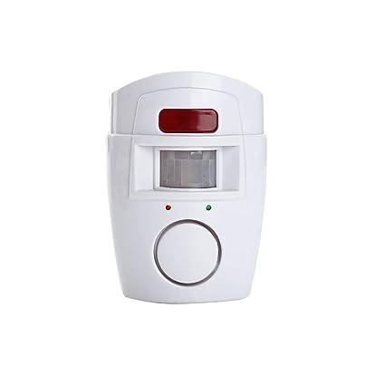 Kiicn - Alarma inalámbrica con Sensor de Movimiento, Monitor ...