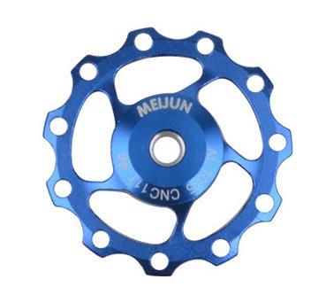 11T Jockey Wheels Derailleur Pulley Shimano & Sram XX, XO, X9, X7 ()