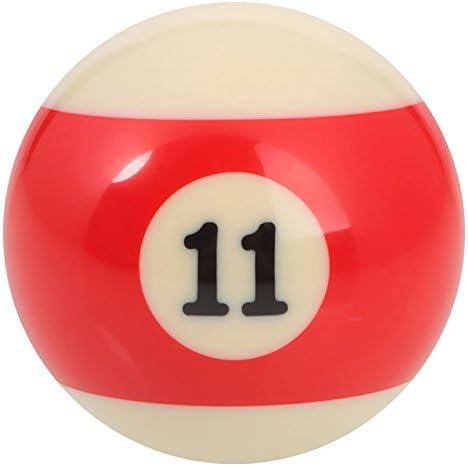 Mzamzi - Gran valor bolas de billar número 11 billar bola: Amazon.es: Deportes y aire libre