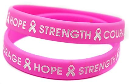 Jewelry & Watches Breast Cancer Awareness Cause Bracelet Bracelets