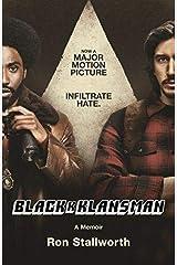 Black Klansman: NOW A MAJOR MOTION PICTURE Paperback