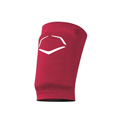 (EvoShield EvoCharge Protective Wrist Guard - Extra Large, Red)