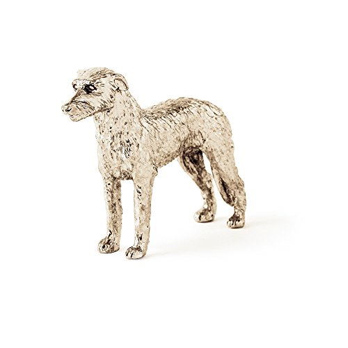 Scottish Deerhound Made in UK Artistic Style Dog Figurine Collection