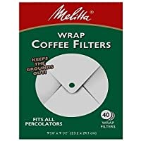 Melitta Wrap Around Coffee Filters 627402 - 40 Ea (3)