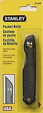 Stanley Pocket Folding - Stanley Folding Pocket Knife