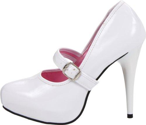 Zapatos Ellie de Bomba mujer 469 la Blanco ladyjane 1wdqWRgZvw