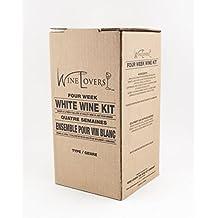 Wine Lovers Wine Making Kit (Chardonnay)
