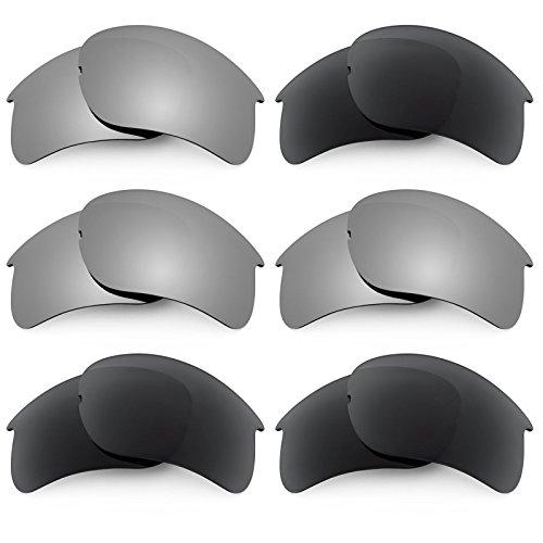 Verres de rechange Revant pour monture Bolle Vigilante6 Combo Pack de paires K028