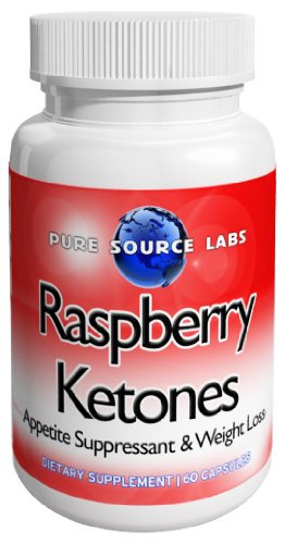 Raspberry Ketones Plus-, 250mg, 60 Capsules, Appetite Suppressant For Weight Loss, As Seen on Tv