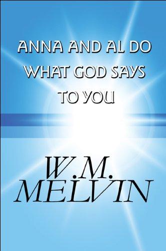 Anna and Al Do What God Says to You pdf epub