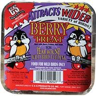 DPD Berry Treat Suet - 11.75 Ounce