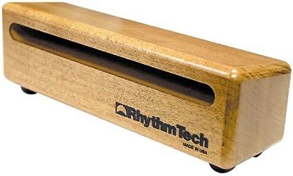 CAJA CHINA - Rhythm Tech (RT8410L) Chop Block/Caja China para montar en Bateria (Grande) (Sin soporte): Amazon.es: Instrumentos musicales
