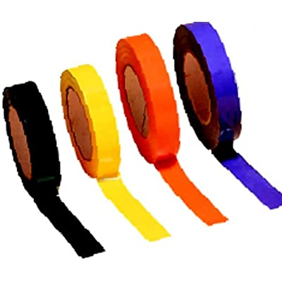 Dick Martin Sports Floor Marking Tape, Yellow: Industrial & Scientific