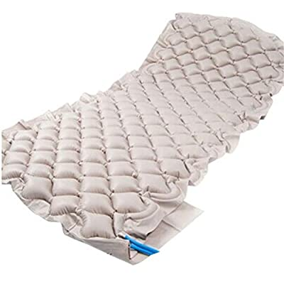 Dbtxwd Alternating Pressure Inflatable Mattress for Ulcer Bedsore Prevention and Pressure Sore Treatment - Fits Standard Hospital Beds, 20090CM