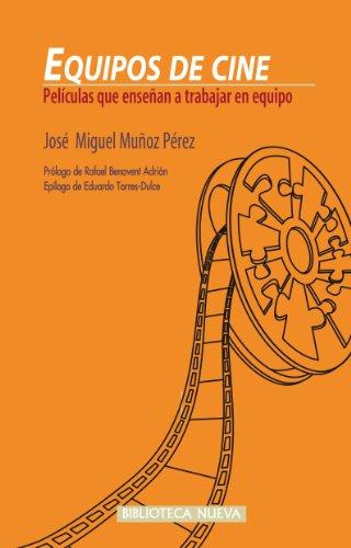 Descargar Libro Equipos De Cine José Miguel Muñoz Pérez