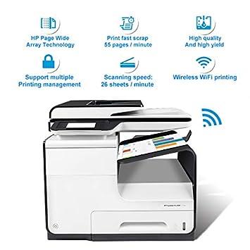 TANCEQI Impresora Multifunción (Tinta, Impresora, Escáner ...