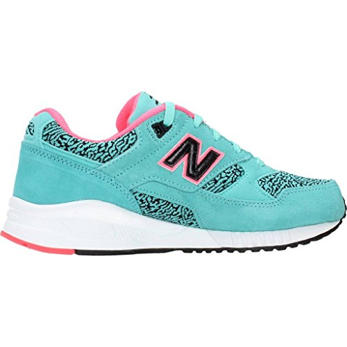New Balance 530 Kvinner Sneaker Turkis W530kib Blå